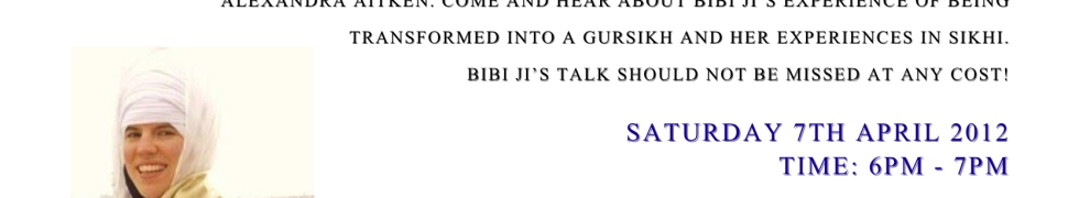 nspiration Bibi Harvinder Kaur Khalsa